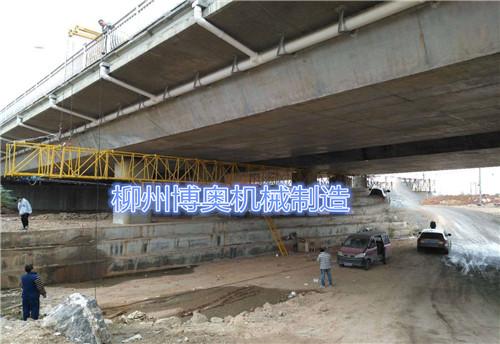 桥梁维修施工平台 桥梁施工检测好帮手