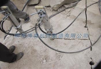 岩石劈裂机的分类/型号/使用方法