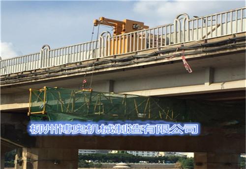桥梁检测车10