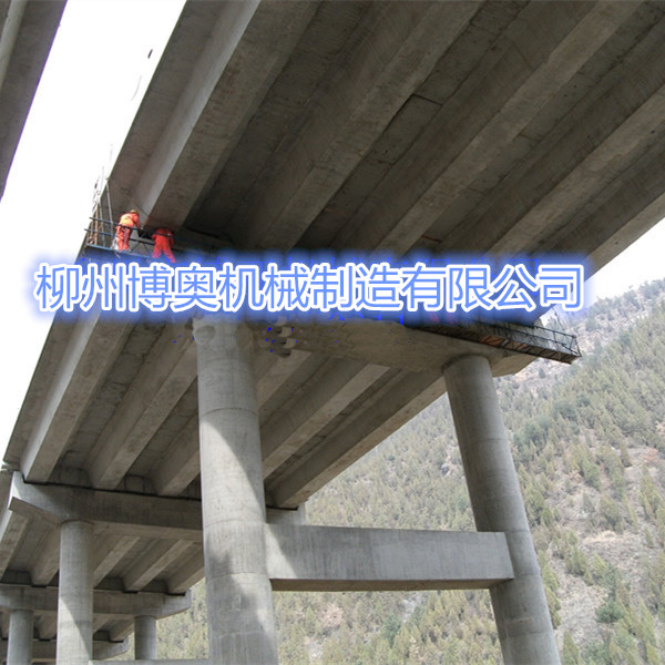 桥梁检修平台6