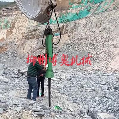 大型液壓巖石劈裂機
