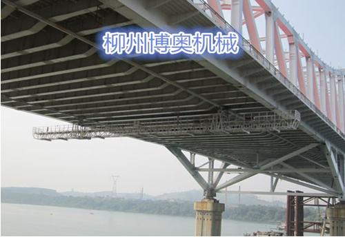 新一代橋梁檢測車的優點