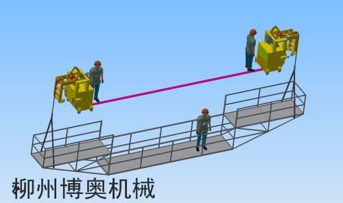 桥梁检测挂篮5_副本