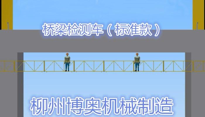 桥梁检测标准款