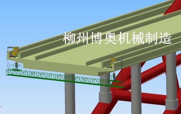桥梁检测车1
