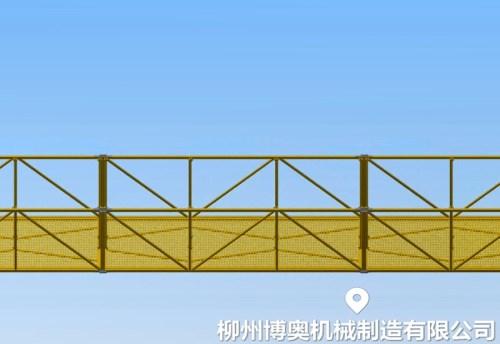 橋梁的發展和檢測車的重要