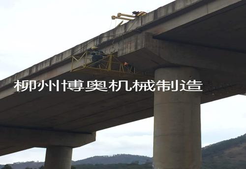 橋梁檢測車的行業標準