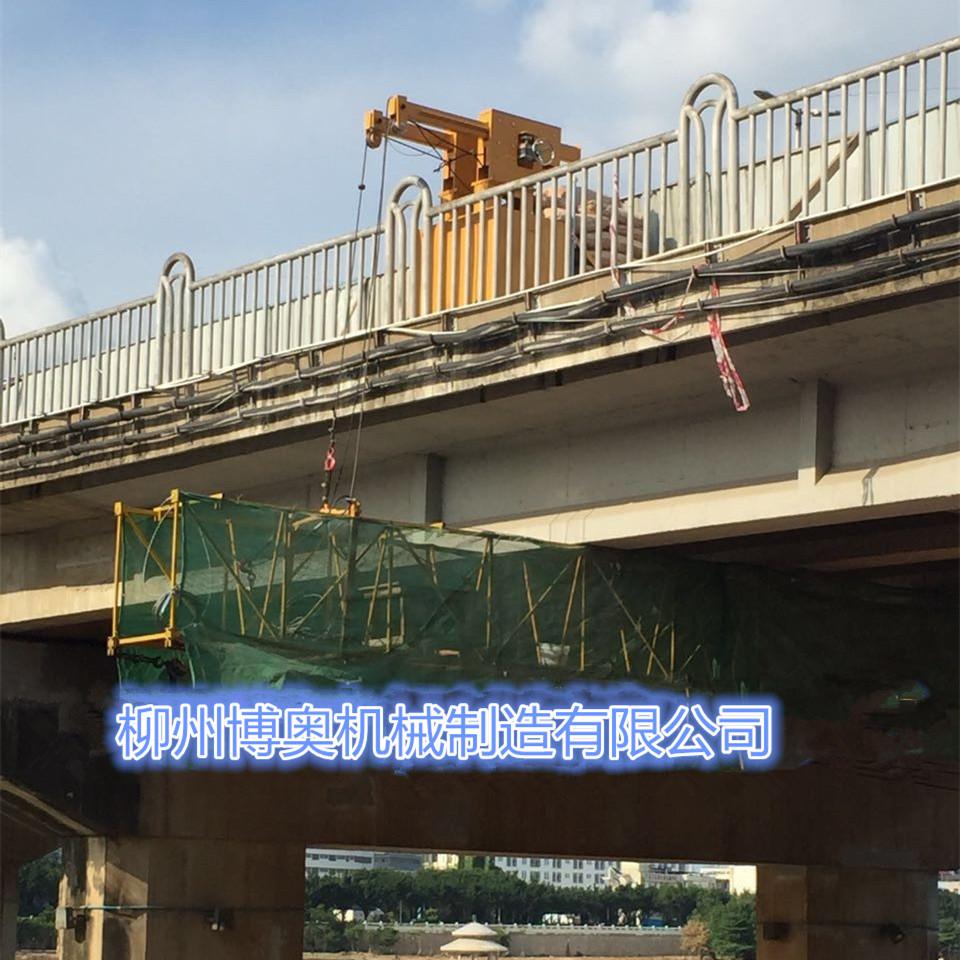 桥梁检测车11