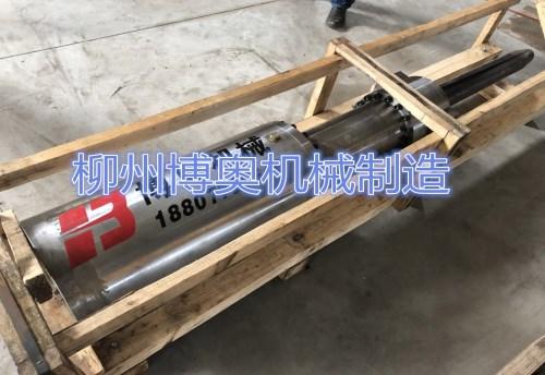 贵州遵义使用劈裂机分裂硬石的价格/报价/单价