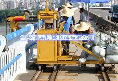 桥梁检测车14