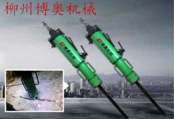 江西贛州巖石劈裂機/劈裂器全天工作一天產量多少方?