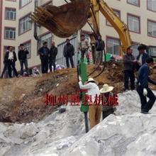 柳州大型巖石分裂機供應廠家