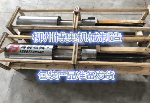 出產量的大小決定博奧劈裂機的實用性