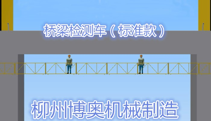 橋梁檢測標準款
