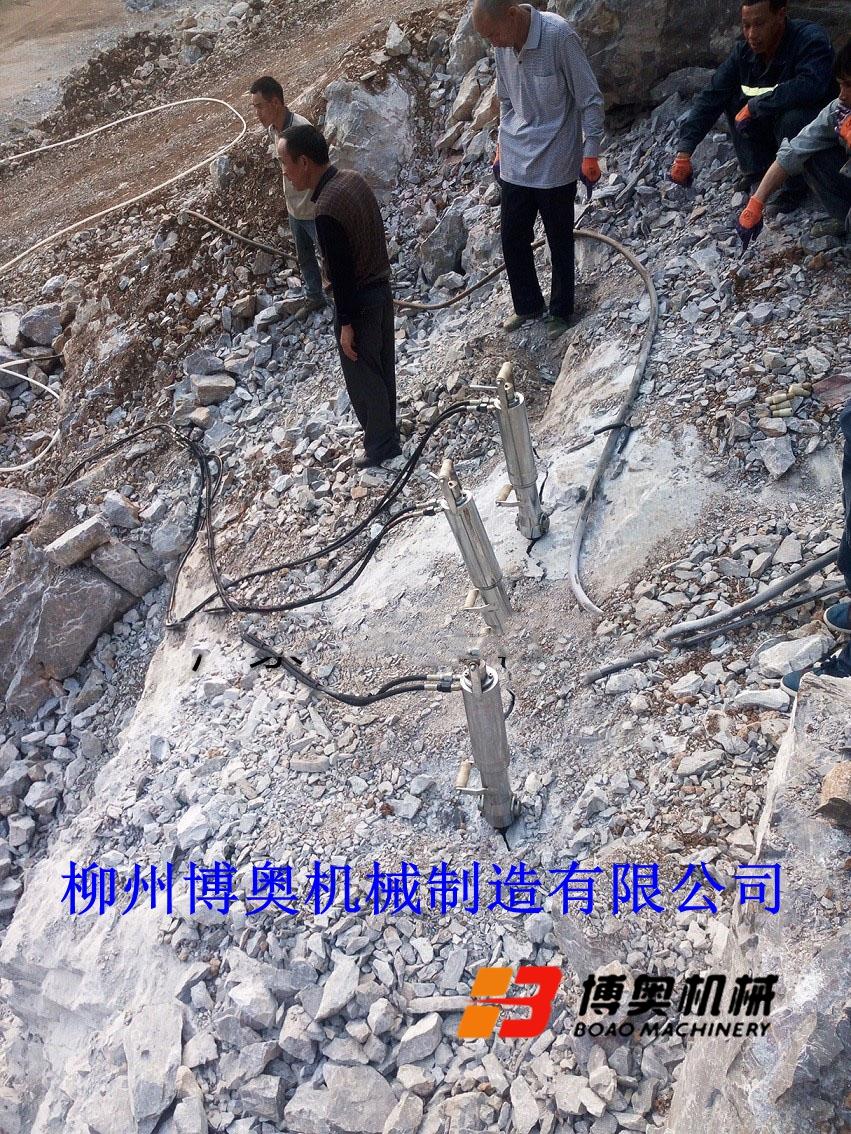 矿山破石设备