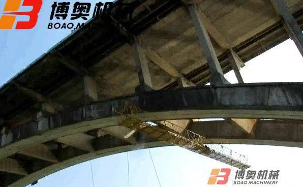 桥梁高空作业平台