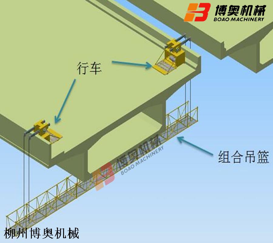 22米橋梁檢測車價格
