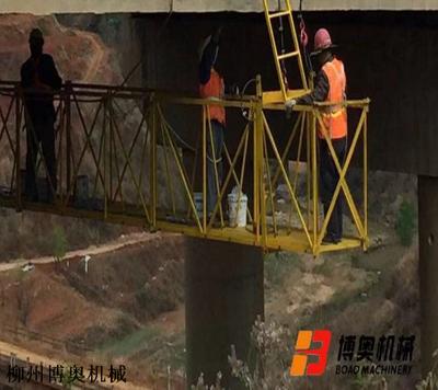 15米可定制橋梁檢測車
