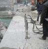柴油劈裂机破拆钢筋混凝土专用设备
