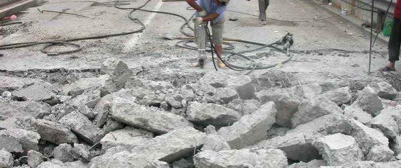 混凝土拆除