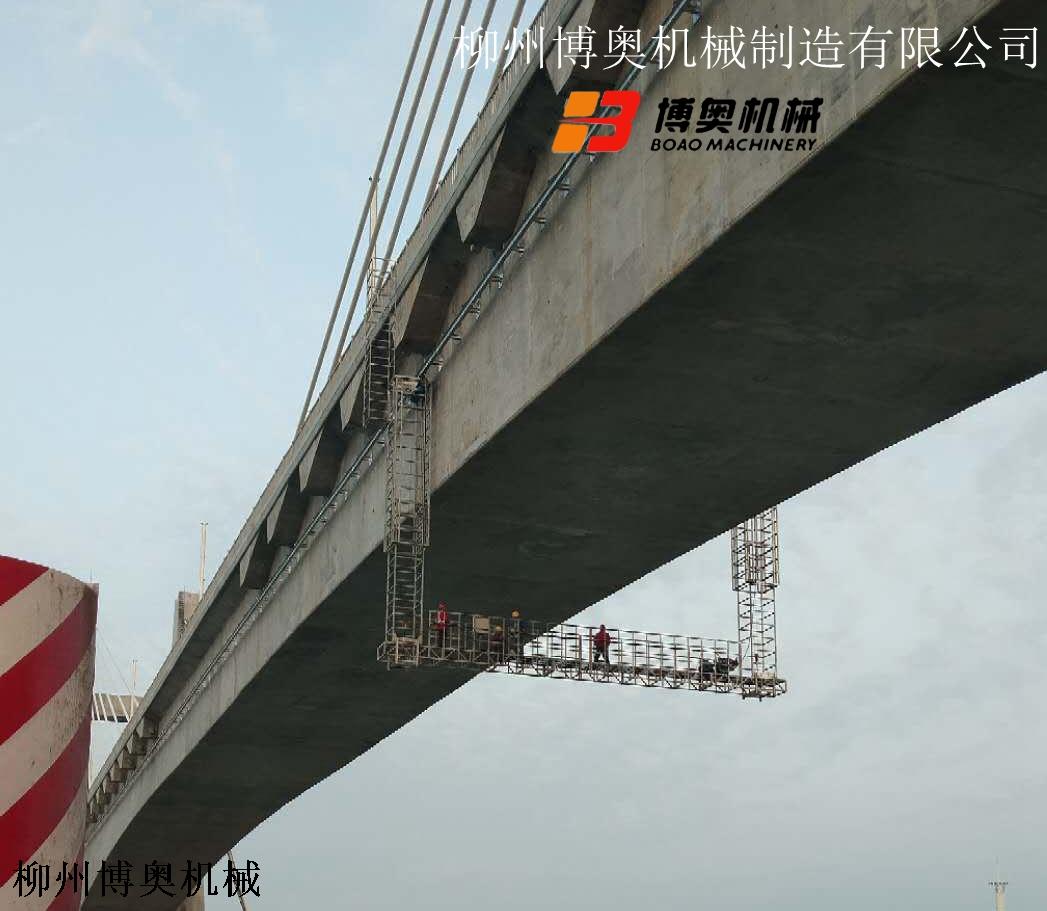 提供便宜的桥梁检修方法/检修车设备主要优势