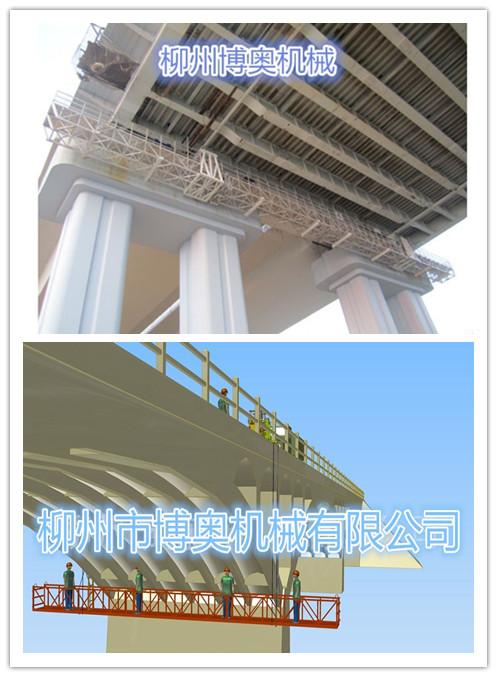 现代热门流行的新型桥梁检测车厂家/模样/特点!