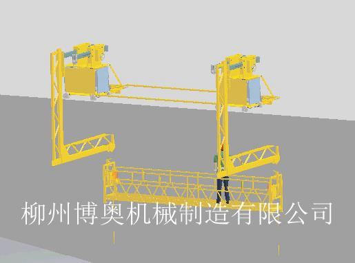 排水管安装施工车