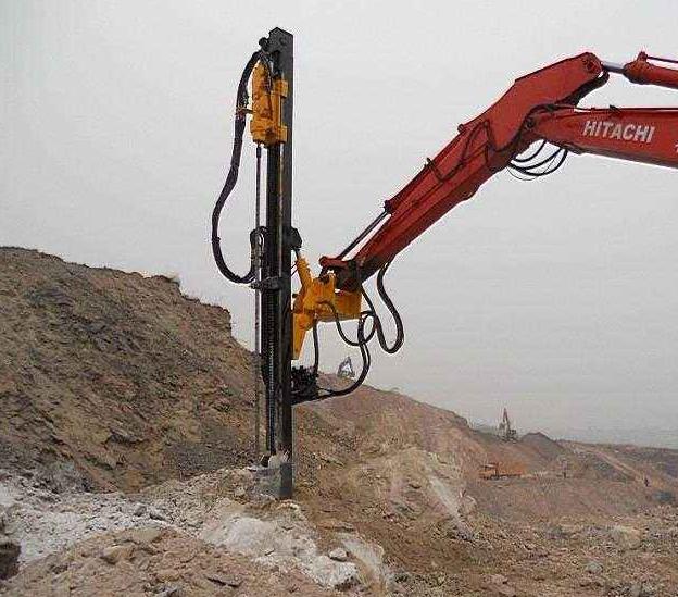 液压凿岩机/挖改凿岩机
