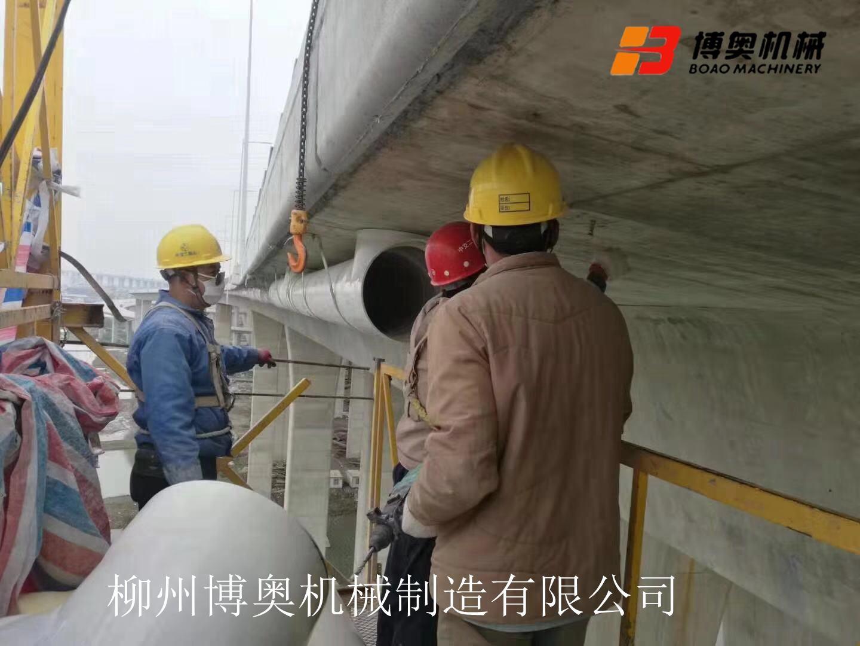20米橋梁檢修車廠家定制