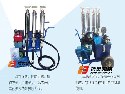 液压劈裂机设备图片