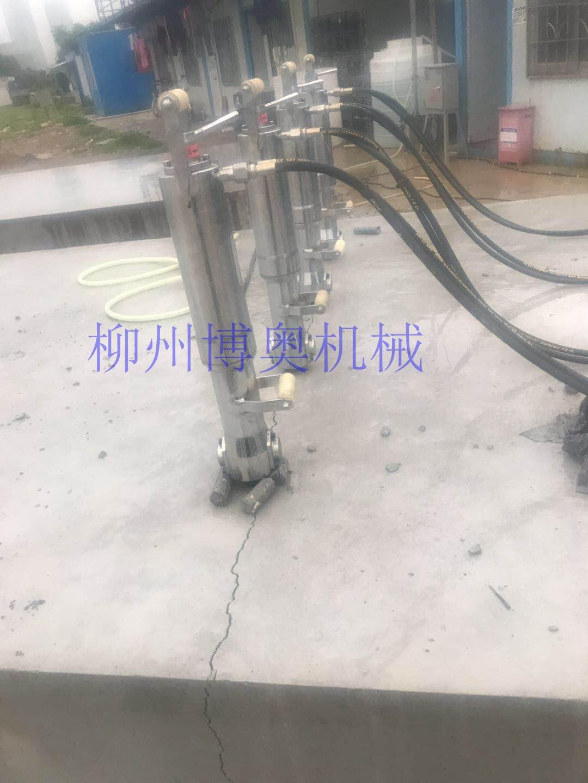 柴油劈裂機破拆鋼筋混凝土專用設備