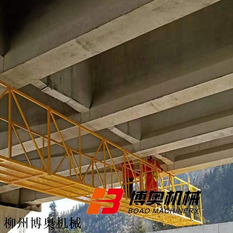 博奧18米橋梁檢測車
