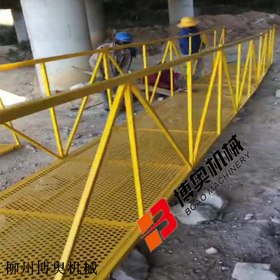 橋梁高空作業吊籃介紹